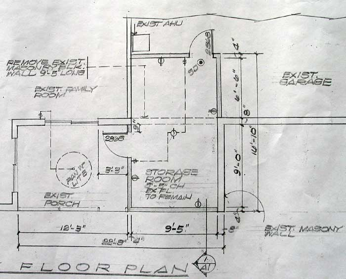 Electrical Drawing For Permit – The Wiring Diagram – readingrat.net