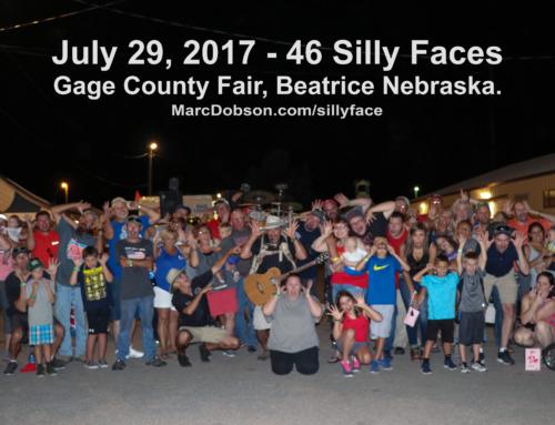 Gage County Fair 17 SillyFace