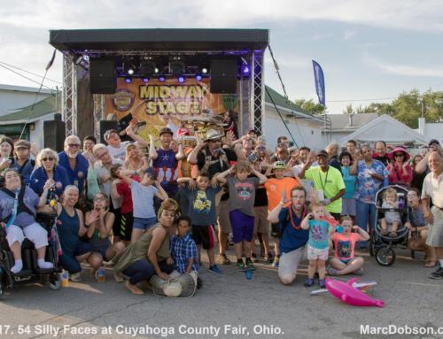 Cuyahoga County Fair 17 SillyFace