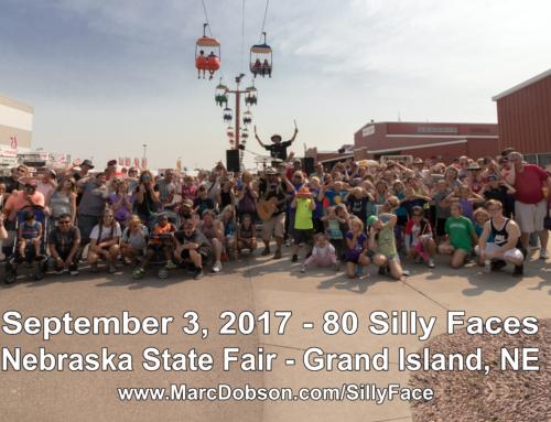 Nebraska State Fair 17 SillyFace