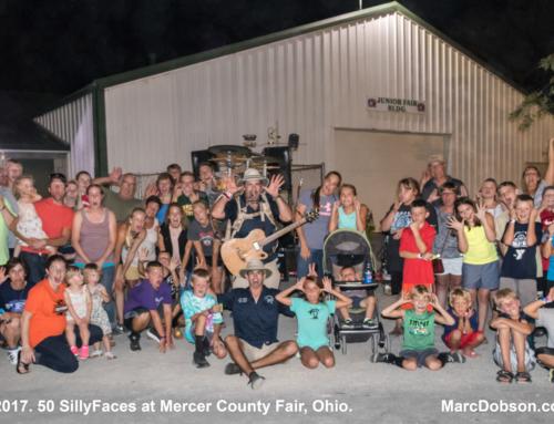 Mercer County Fair (Ohio) 17 SillyFace