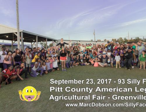 Pitt County Fair 17 SillyFace